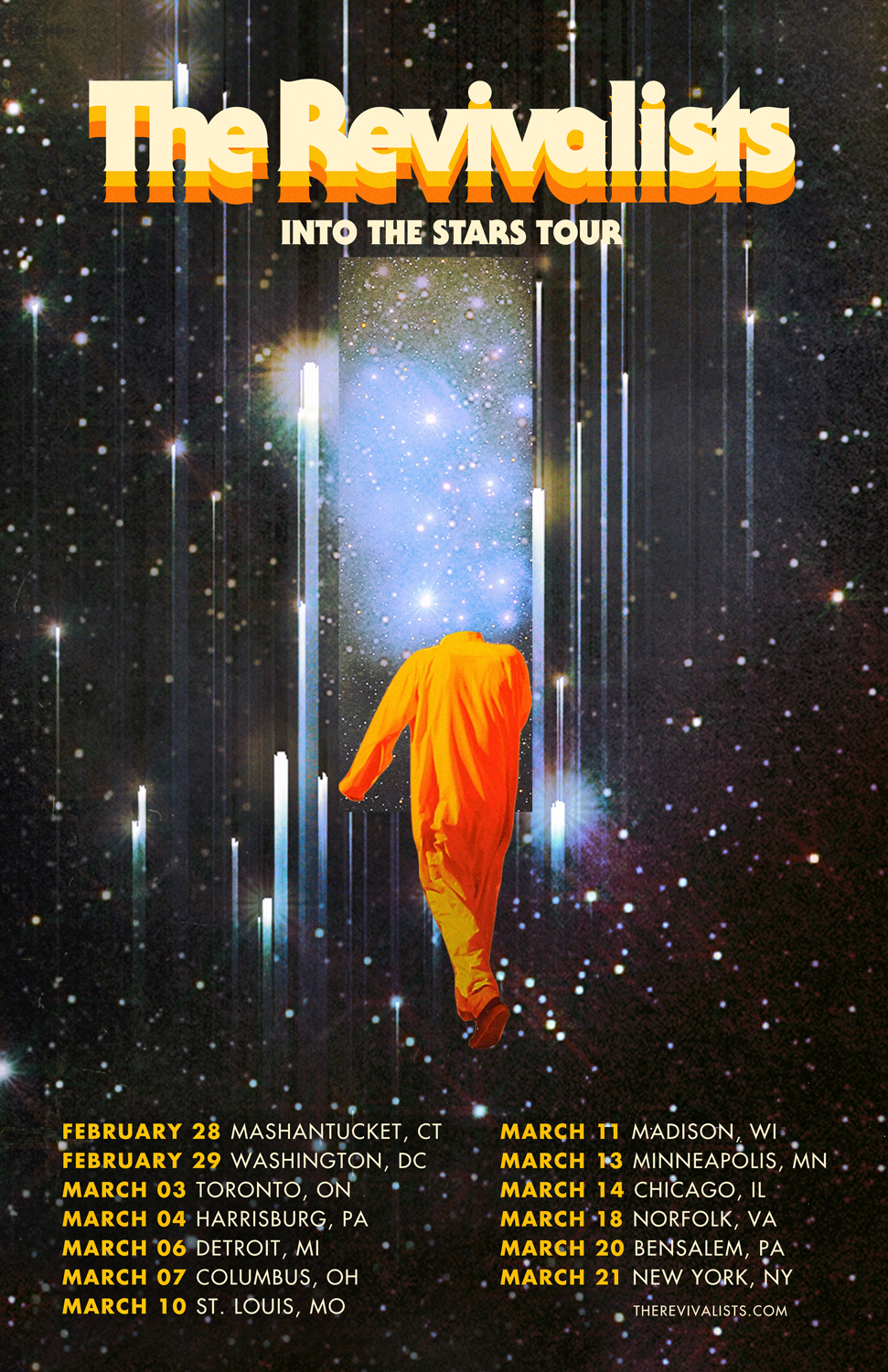 into stars poster