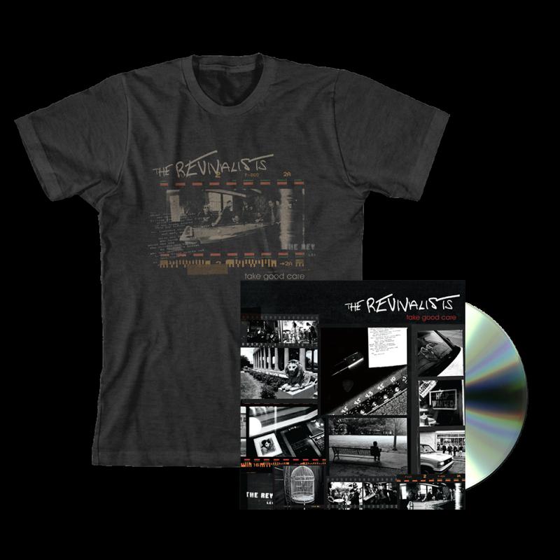 CD + Tee (pre-order)