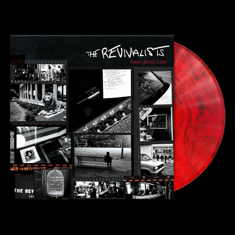 Limited Edition Vinyl (pre-order)