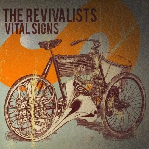 album poster of Vital Signs