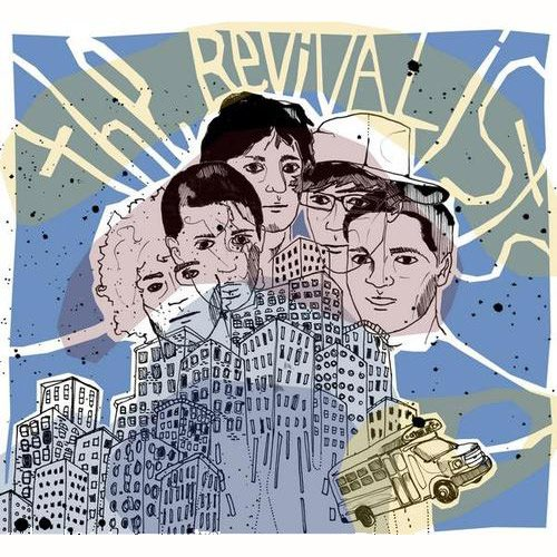 album poster of The Revivalists EP