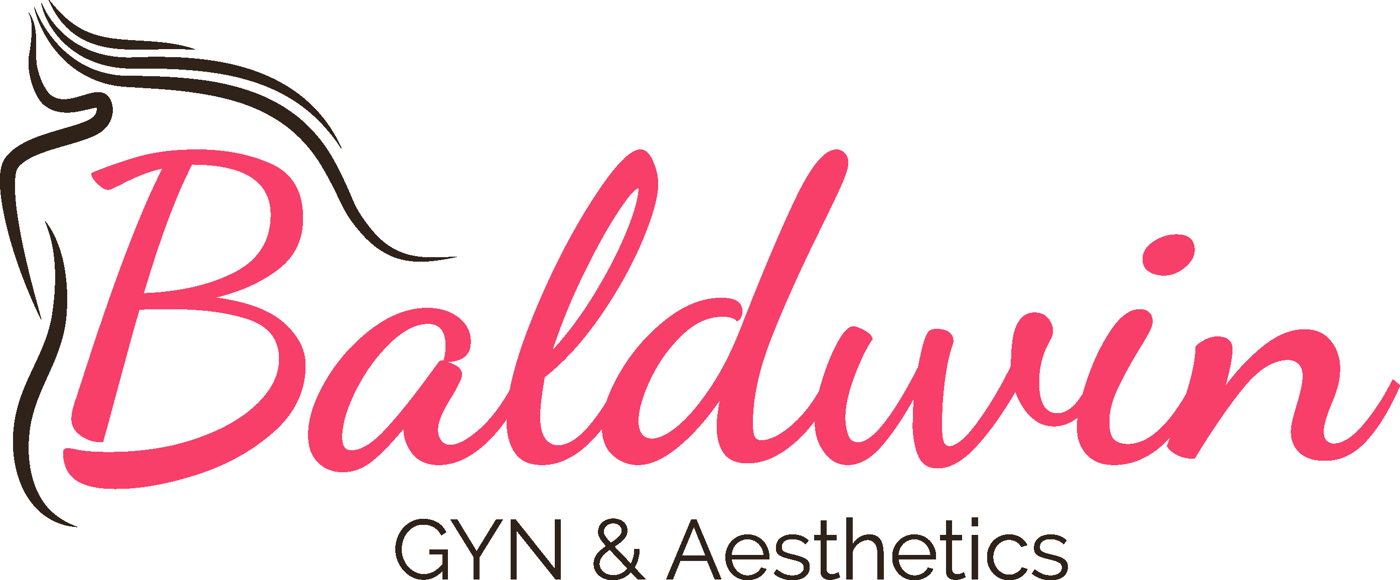 Baldwin GYN & Aesthetics Logo will link to the home page