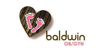Baldwin OBGYN Logo will link to the home page