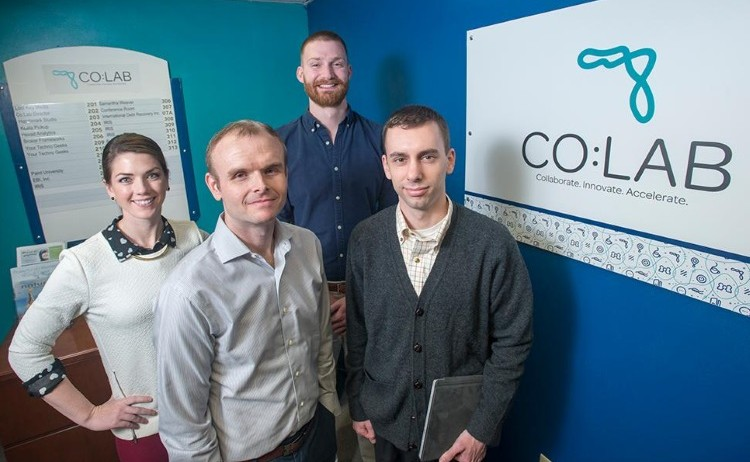 Businesses we have helped:  Co:Lab