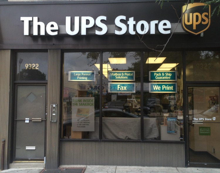Businesses we have helped: UPS Store