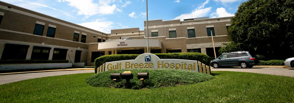Gulf Breeze Hospital