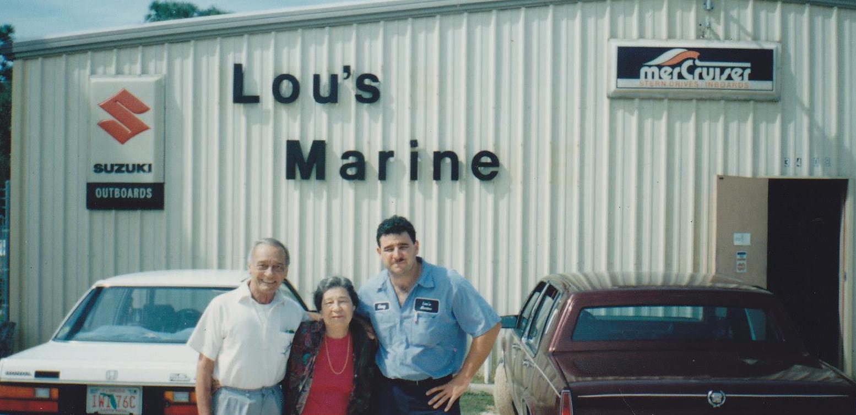 Lou's Marine