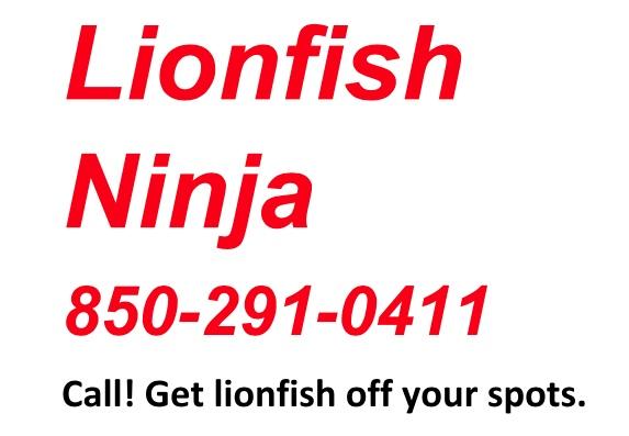Lionfish Ninja logo