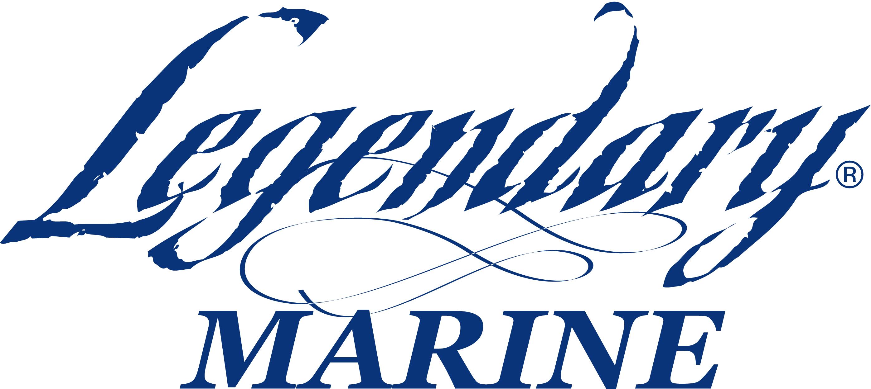 Legendary Marine Pensacola Logo