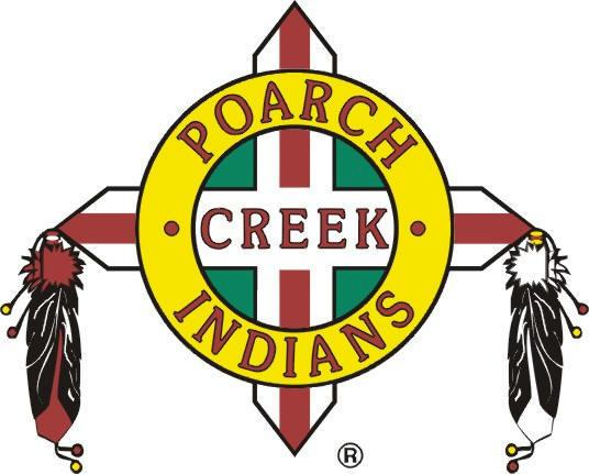 The Poarch Band of Creek Indians Logo
