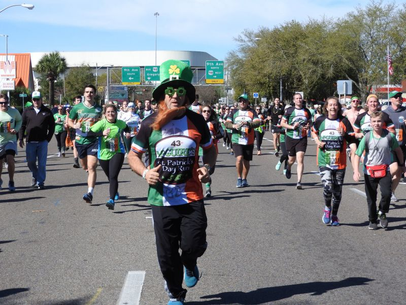 McGuire's 5k Run