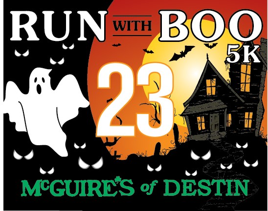 McGuire's of Destin 23rd Annual Halloween 5K Run/Walk 10K Run