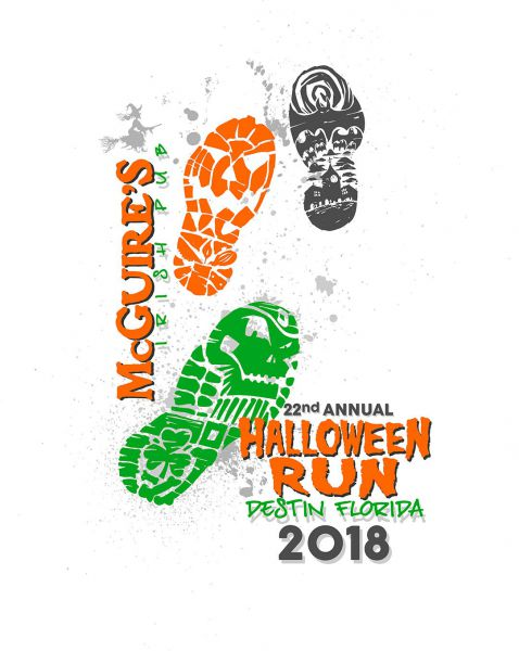 McGuire's of Destin 22nd Annual Halloween 5K Run/Walk 10K Run