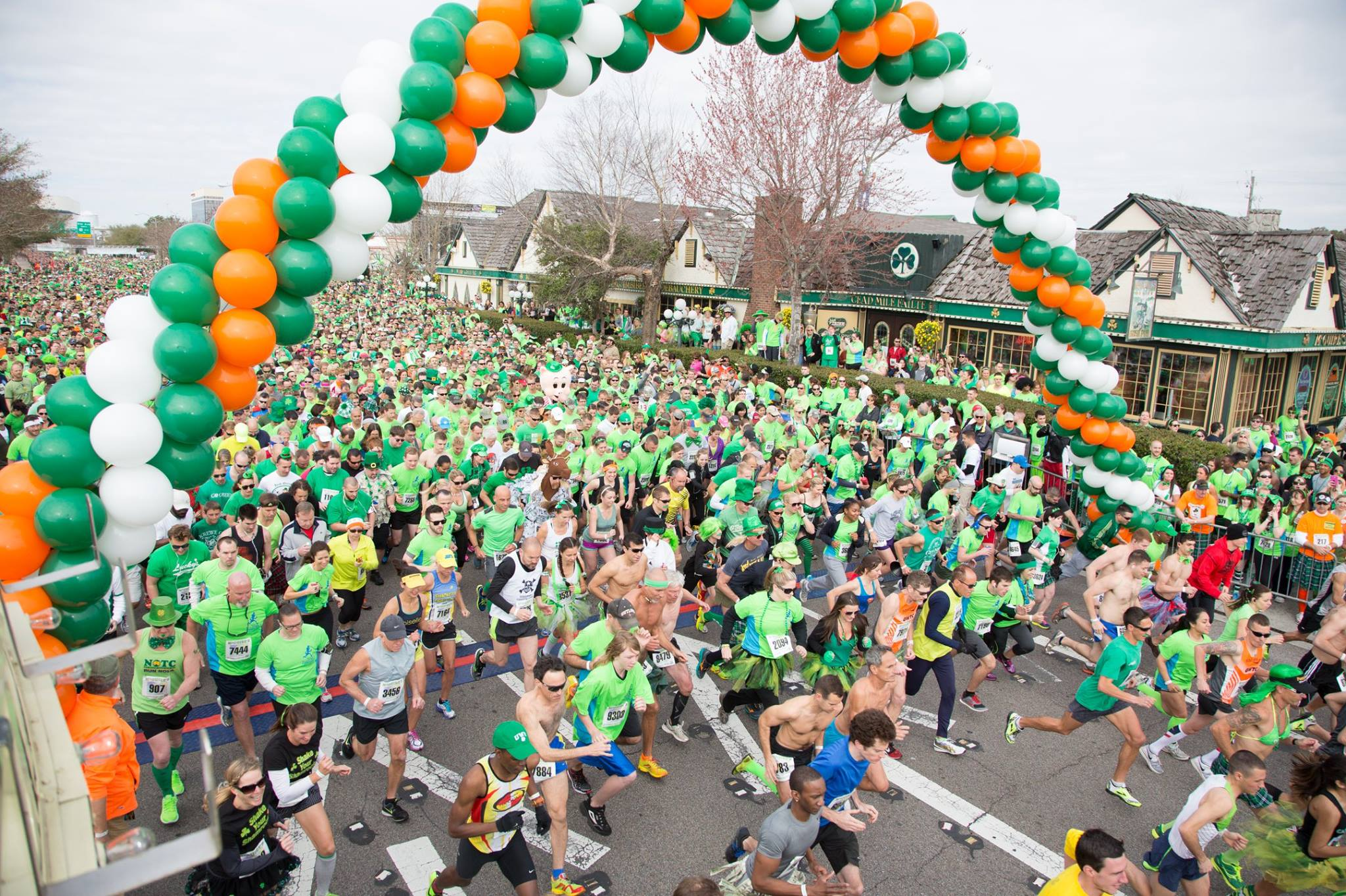 McGuire's St Patricks Day 5k Run