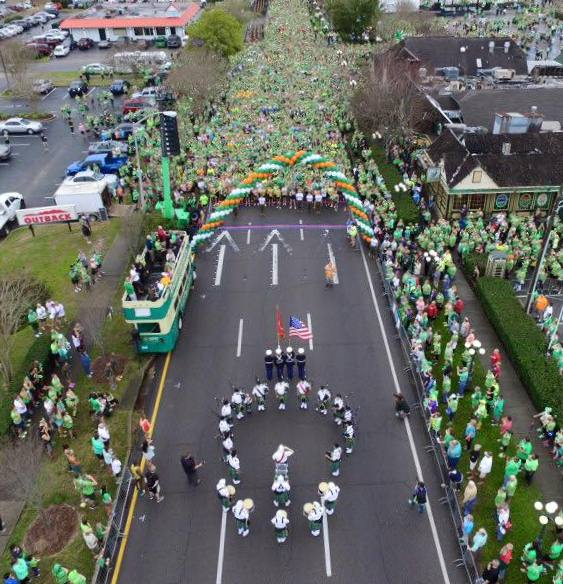 McGuire's St. Patrick's Day 5k Run - America's Largest Prediction Run