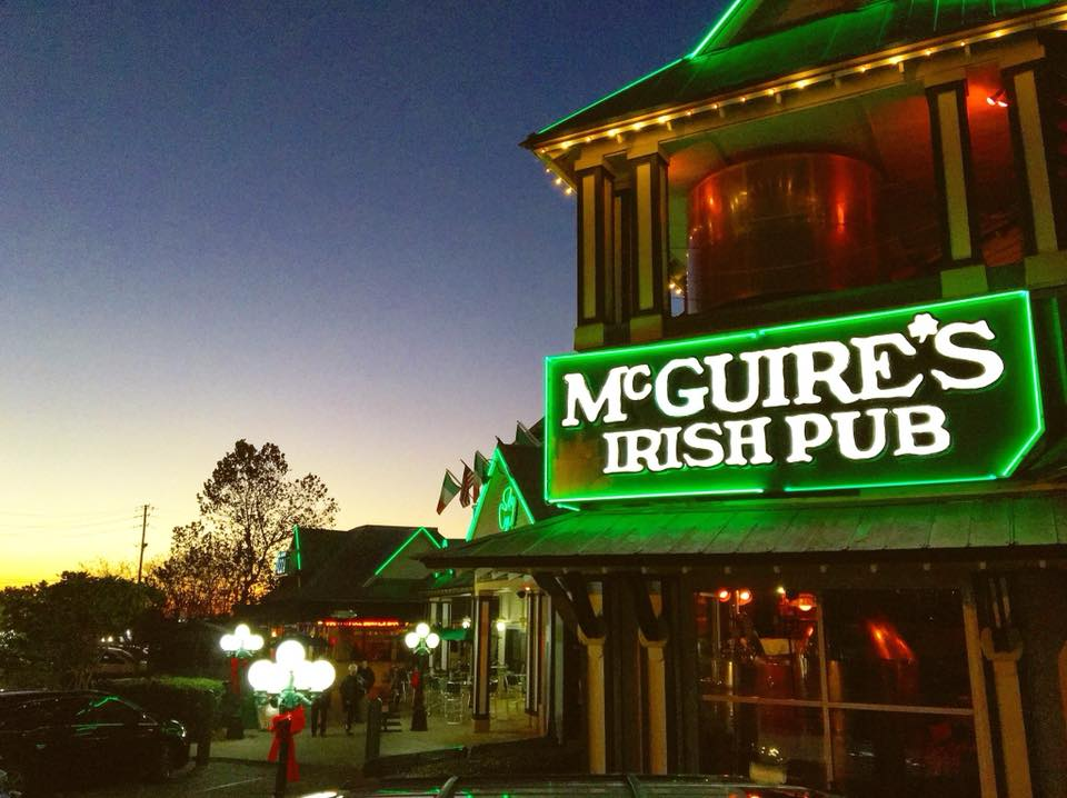 View of McGuires in Destin