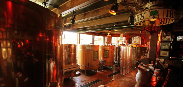 McGuire's Brewery