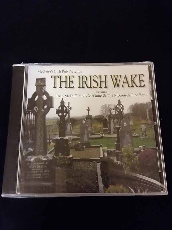 Irish Wake CD