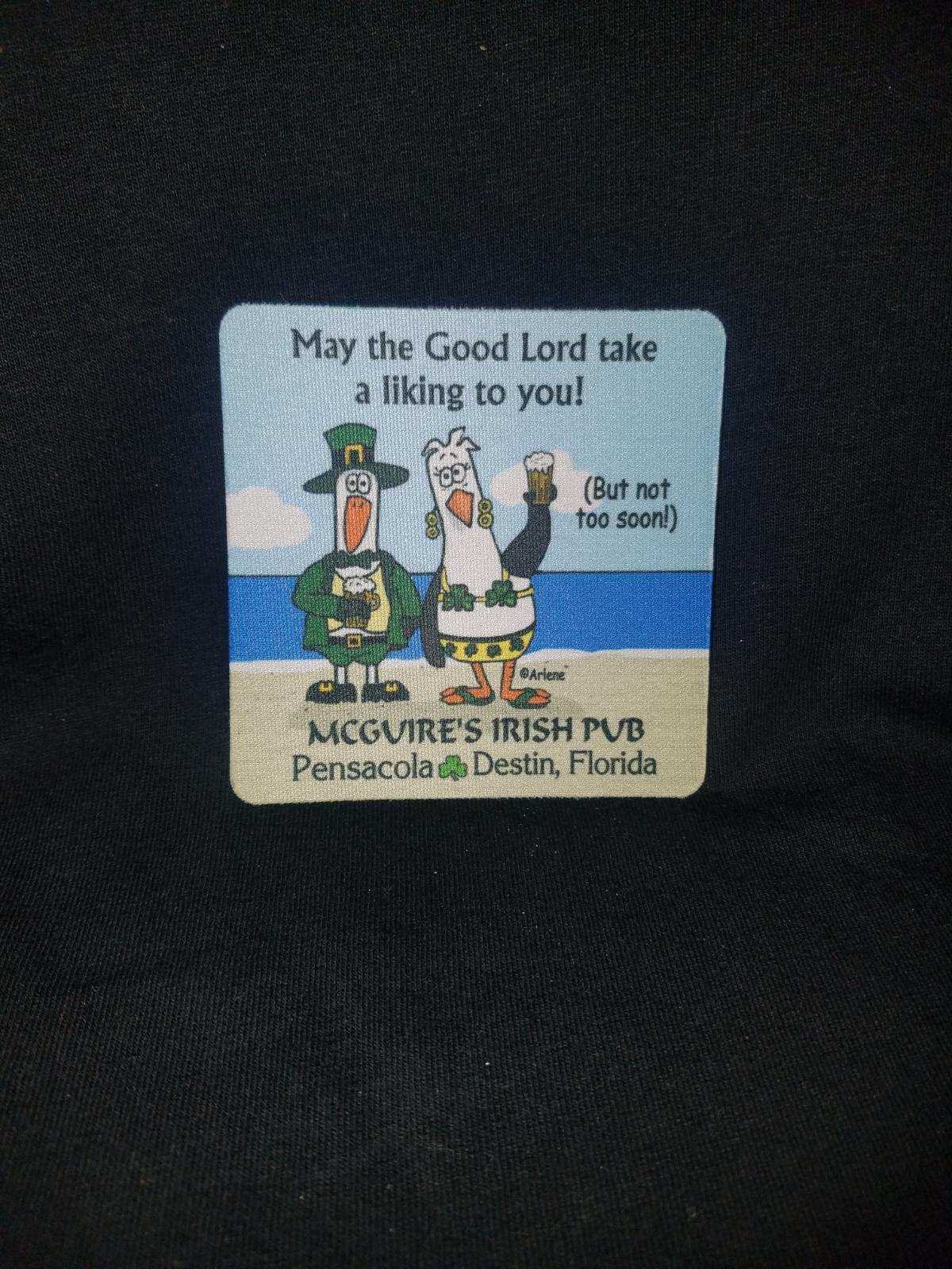 Irish Gulls Coaster