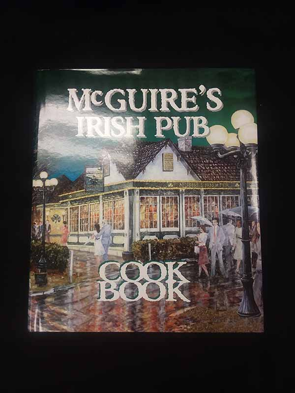 McGuires Irish Pub Cook Book