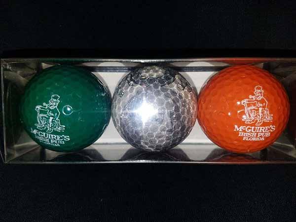 Golf Ball 3pk