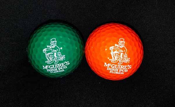McGuires Single Golf Balls