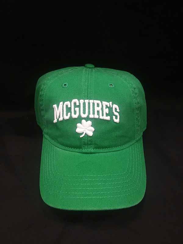 McGuires Shamrock Green