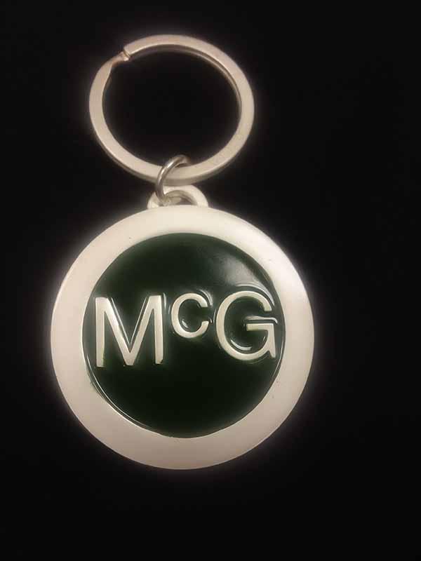 McGuires Keychain