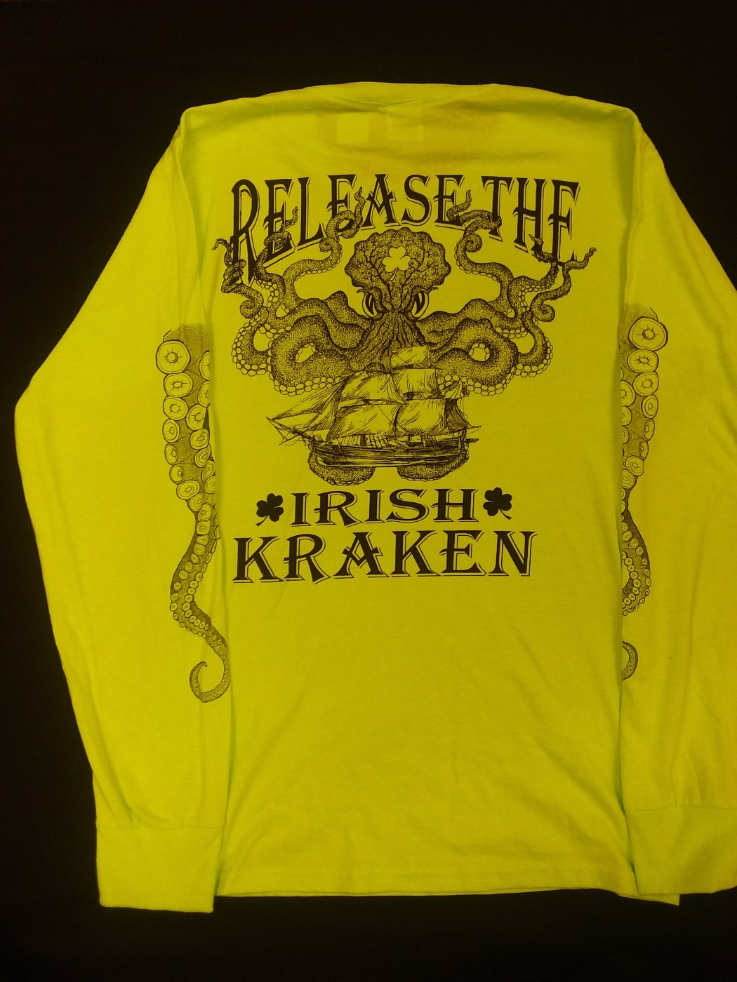 McGuires Irish Kraken Long Sleeve