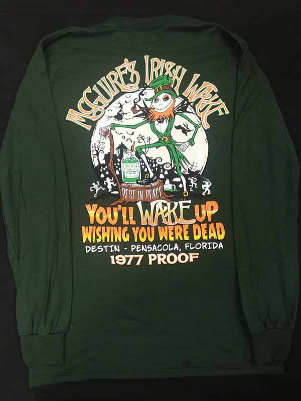 Irish Wake Long Sleeve