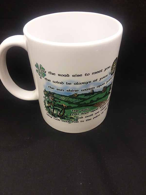 Road Rise Logo Coffee Mug