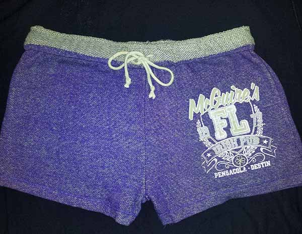 Jr Loose Shorts - Purple