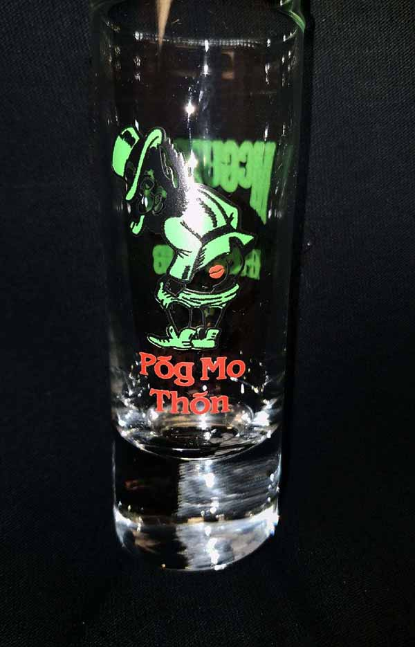 Pog Mo Thon Shot Glass