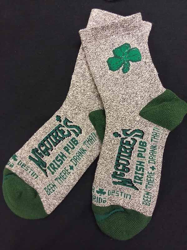 Marbled Socks