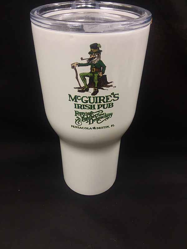 McGuires Iconic 30oz Insulated Tumbler