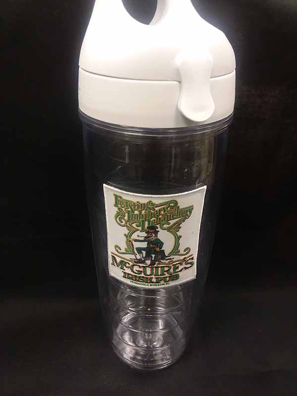 McGuires Tervis Water Bottle