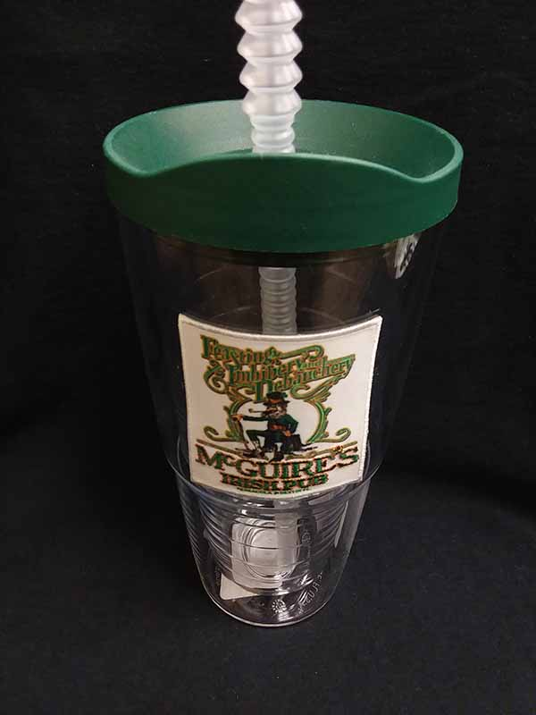 24oz Tervis Tumbler with Straw