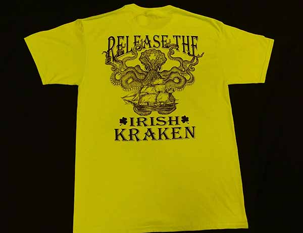 McGuires Irish Kraken