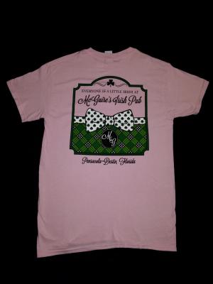 Irish Bow - Pink
