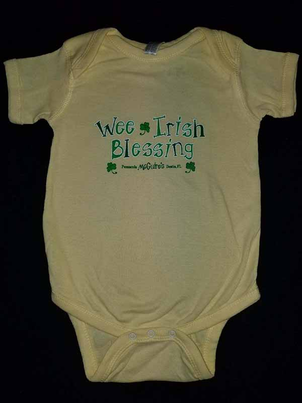 Blessing Romper - Infant