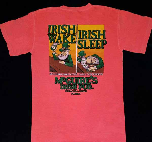Irish Wake- Irish Sleep