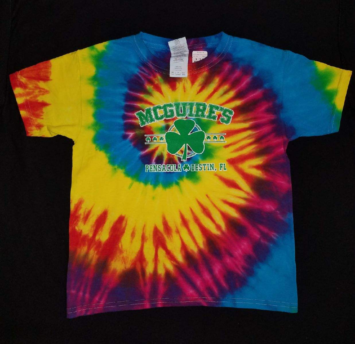 Athletic Tie Dye - Youth