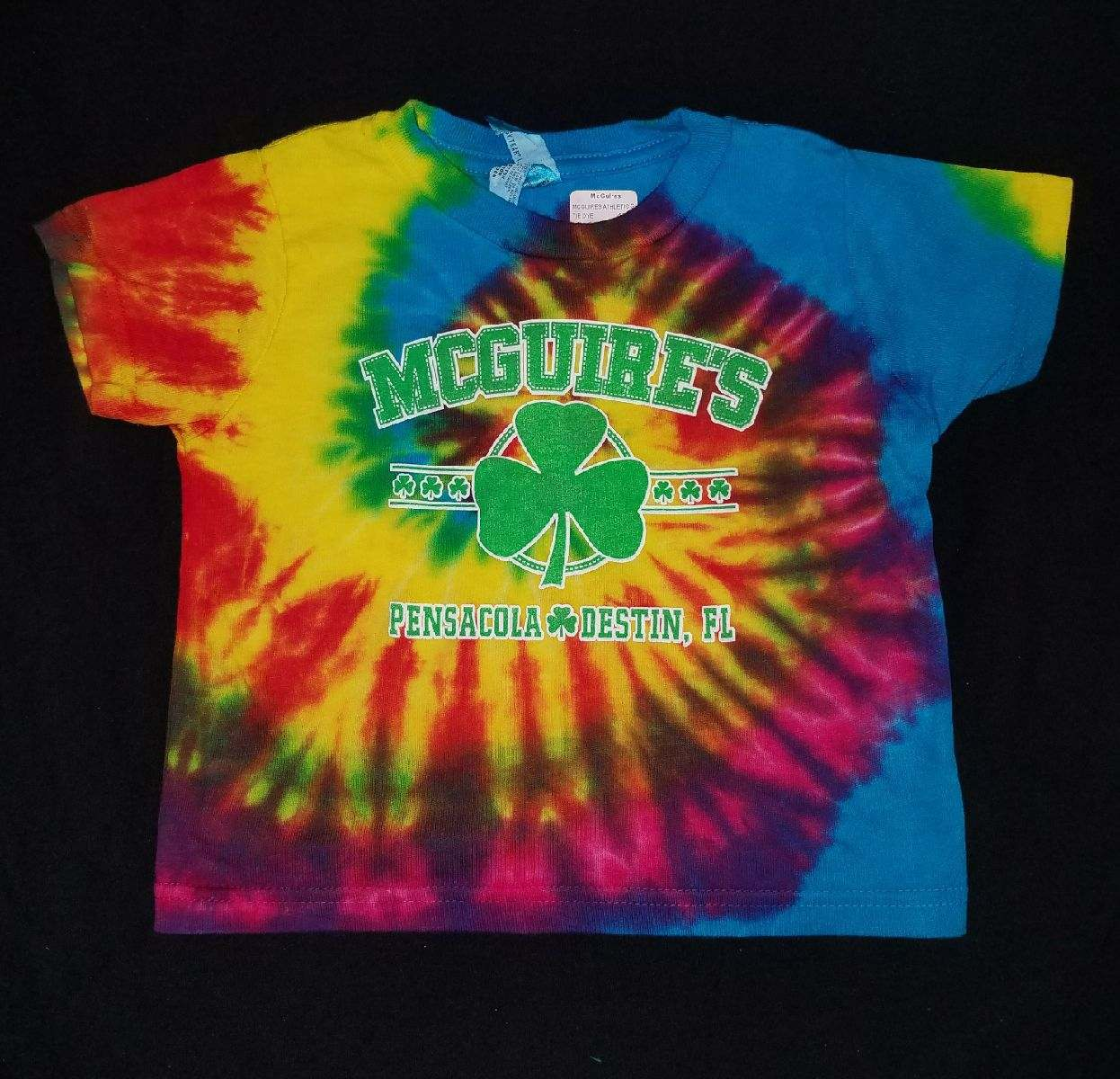 Athletic Tie Dye - Toddler