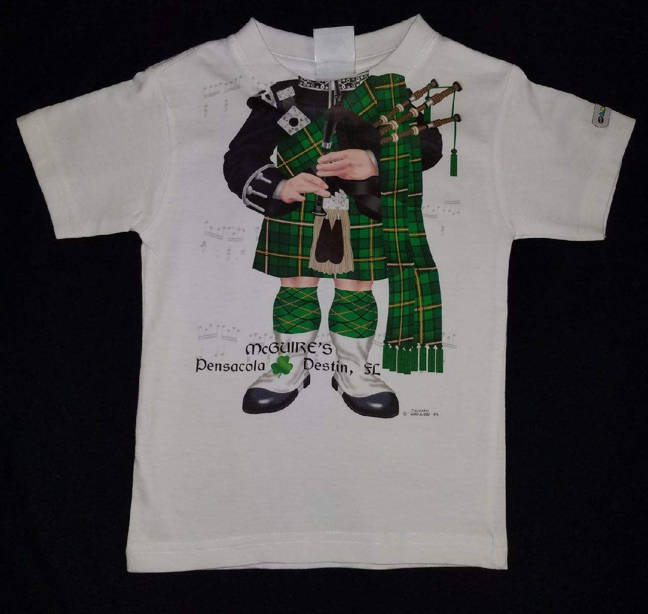 Bagpiper Toddler