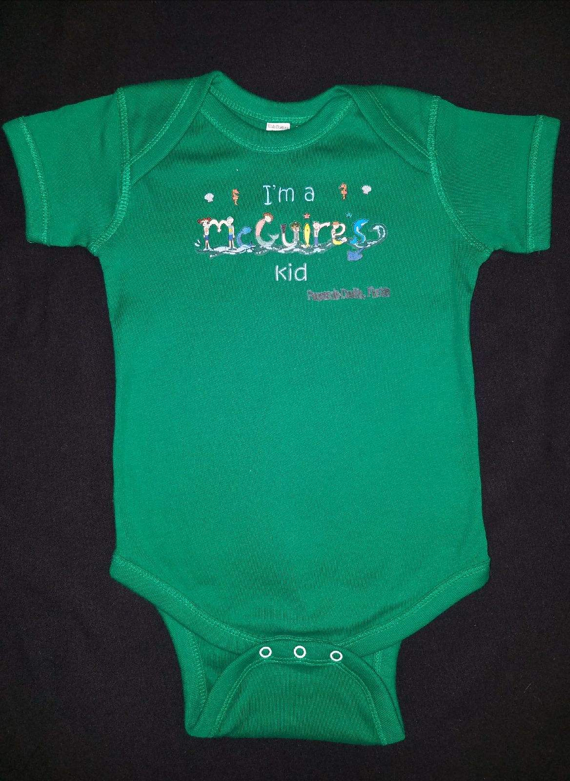 I am a McGuires Kid Onesie