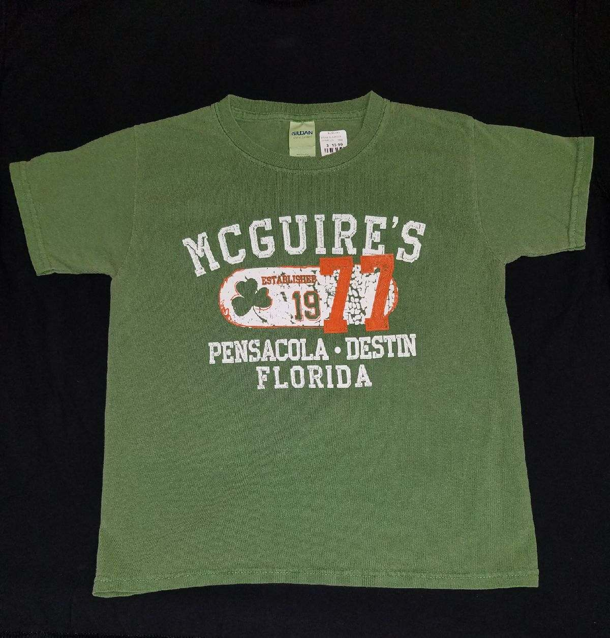 McGuires Driven Shamrock