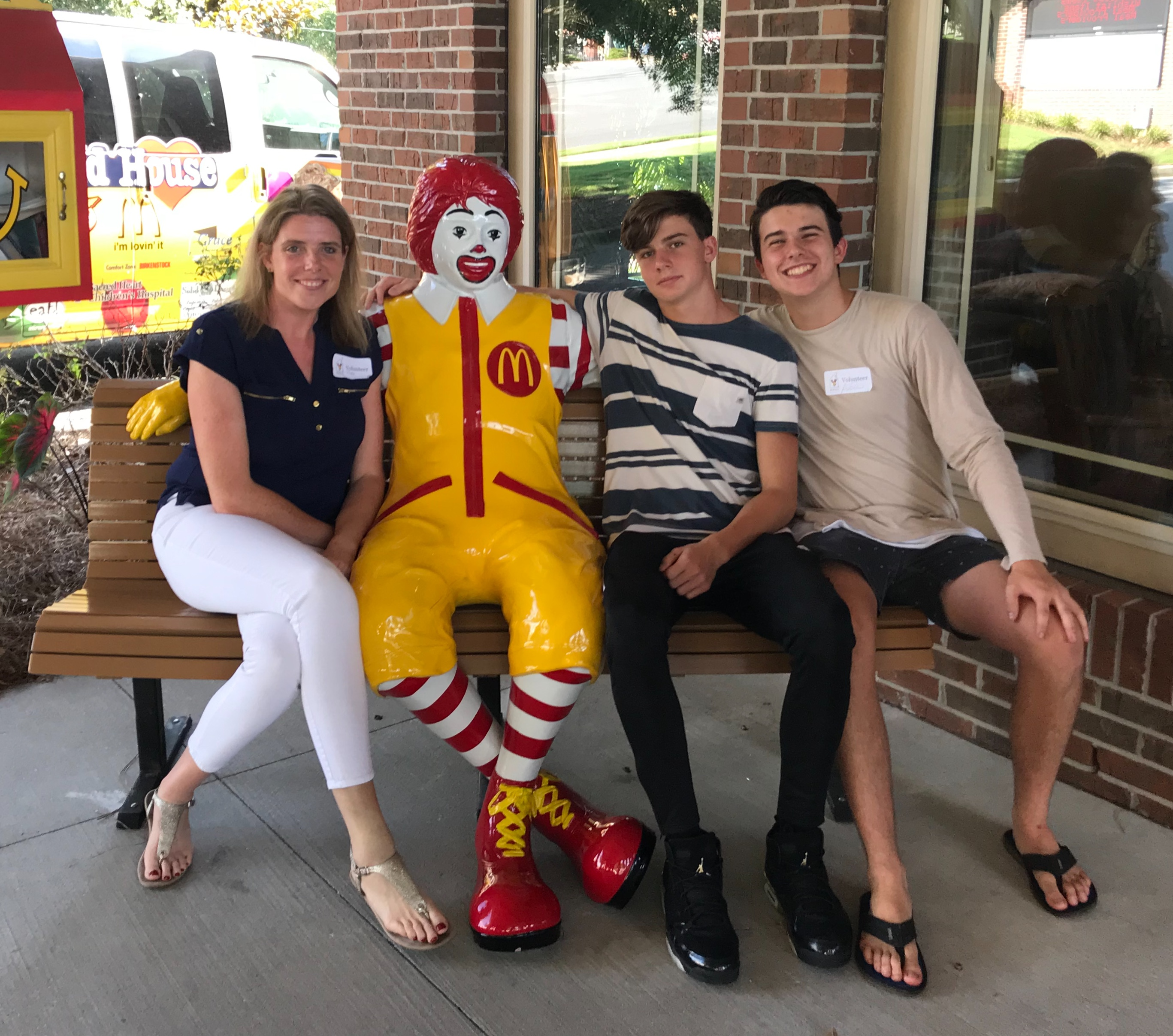 TEL People You Care: Ronald McDonald House Charities of Northwest Pensacola FL 13July2018