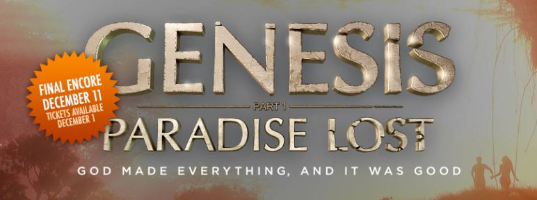 Genesis: Paradise Lost- Final Encore