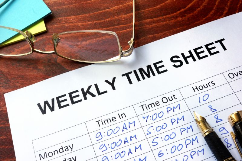 Hours Worked, Overtime & Travel Pay