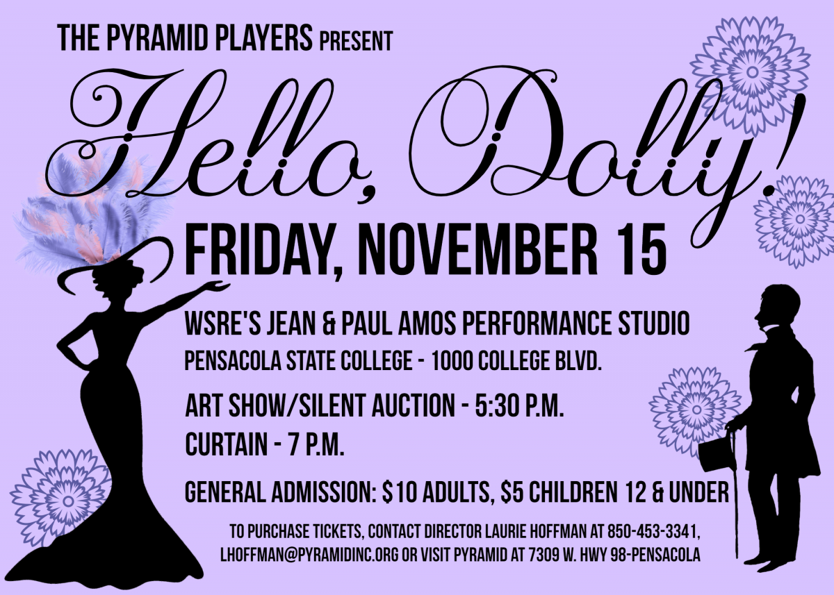 Hello, Dolly! at WSRE